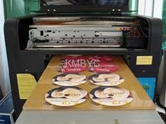 Cheap digital CD DVD  USB flatbed printer