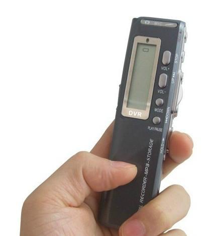 MP3錄音筆 1