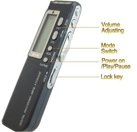 MP3錄音筆 2