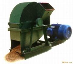sawdust  wood  crusher