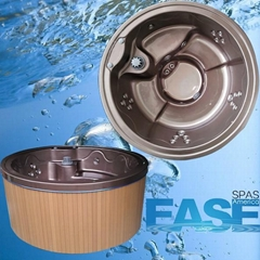 2013 new spa E-310S chocolate whirlpool massage  bathbub
