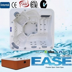 CE proved massage hot tub