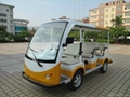 Electric Shuttle Bus /sightseeing car 1