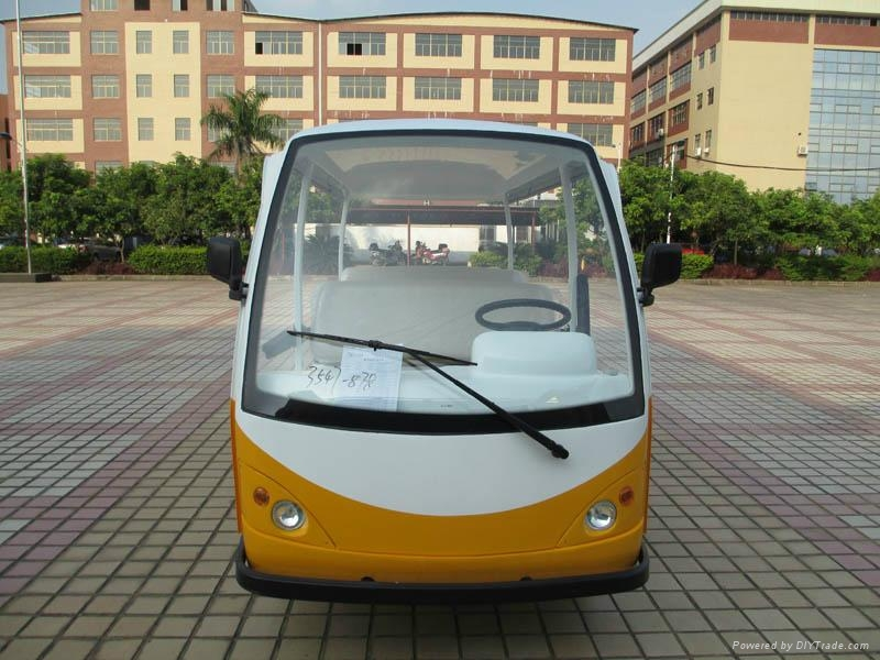 Electric Shuttle Bus /sightseeing car 4