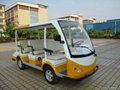 Electric Shuttle Bus /sightseeing car 5