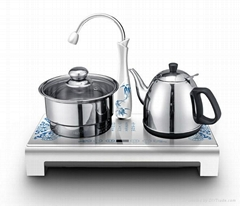 Kayme Stainless Steel Kettle Automatic Pump
