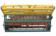 鋼觔網片焊網機