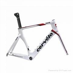 2012 Cervelo S5 Team VWD full carbon fiber road bike frame BBright