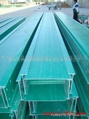 玻璃鋼拉擠橋架