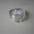 创意时尚玻璃水晶烟灰缸