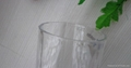 玻璃水晶时尚四方饮料杯