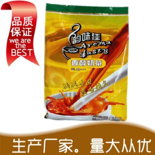 速溶香醇奶茶 1
