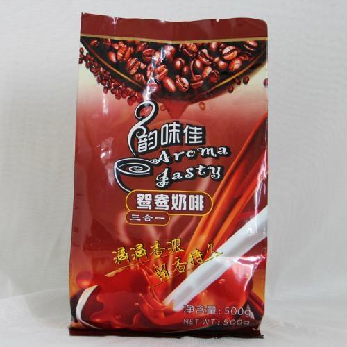 速溶鸳鸯奶茶咖啡 2