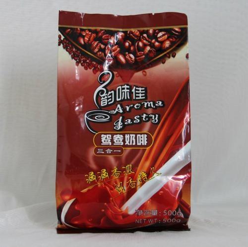 速溶鸳鸯奶茶咖啡 3