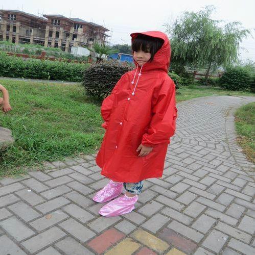 海绵宝宝儿童雨衣