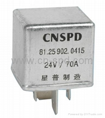 24v 70A Auto relay for truck 81.259022.0415