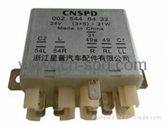 24v  Electronic flash apparatus for North-benz