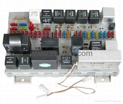 24v central control panel assy TG series