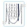 Ordinary mild steel link chain