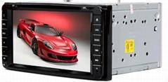 6.95inch Corolla EX Car DVD Player
