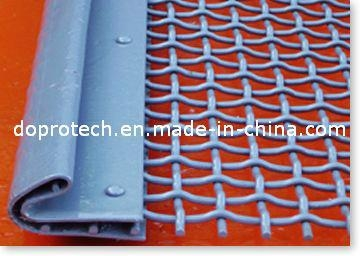 Stainless Steel Crimped Wire Mesh/ 65Mn Crimped Wire Mesh/ Heavy Duty 2
