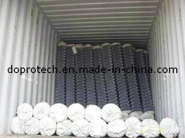 Diamond Wire Mesh/ Galvanized Diamond Wire Mesh/ PVC Coated Chain Link Fence 3