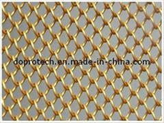 Decorative Wire Mesh Architecture Wire Mesh Honeycomb Decoration Mesh