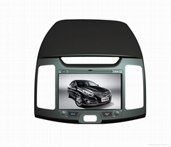 Hyundai SANTAFE 7'' Car DVD With GPS navigation system