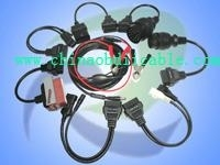 Auto Diagnostic Equipment: OBD II Auto Com Main Cables