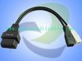 Auto Diagnostic Equipment: OBD II Auto Com Main Cables 2
