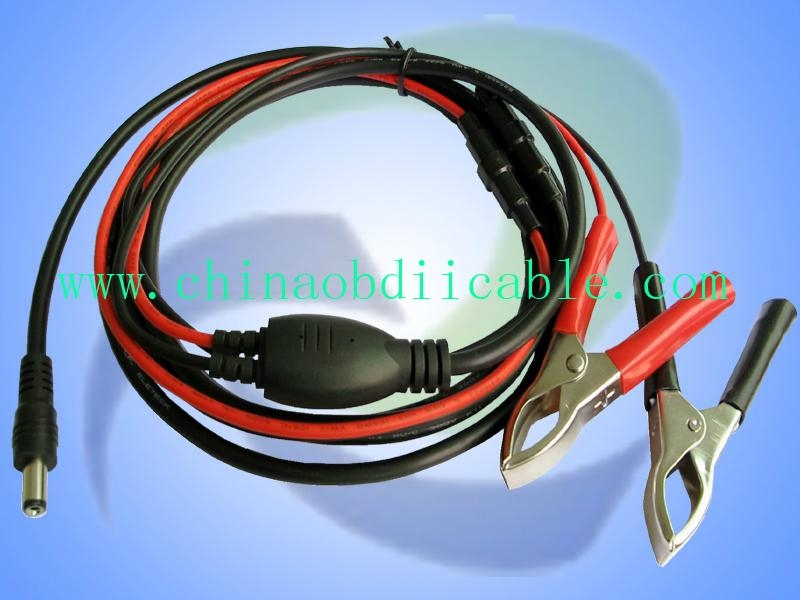 Auto Diagnostic Equipment: OBD II Auto Com Main Cables 4