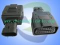 Automotive Diagnostic Cable with OBD-2
