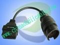 OBD Benz 38P transfer OBD parent Cable
