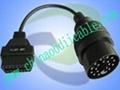 OBDII AUTO COM Main Cables for BMW