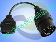 OBDII AUTO COM Main Cables for BMW Diagnostic Equipment
