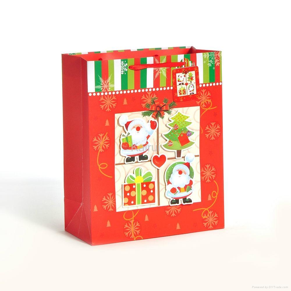 Assorted Christmas Gift Bags