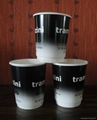 Double wall paper coffee cup 1