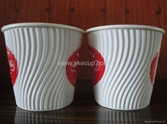 ripple coffee cup