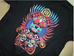 HOT SALE!!!!  Digital T-shirt Flatbed Printer