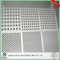 Galvanized or Aluminum perforated metal sheet