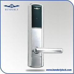 the popular Intelligent mifare RF card hotel lock