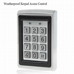 Creative Waterproof Stainless Stand-Alone Single Door Access Control System