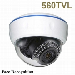 New Security Cameras Spy 1/3 Color CCD Dome IP Camera