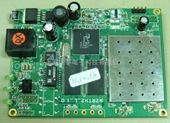 5.8G 300M MIMO AP/CPE主板