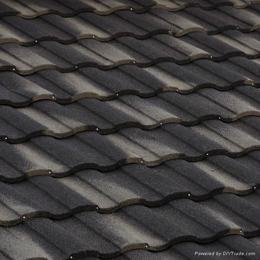 Stone Coated Steel Roof Shingles Wanael Wanael China