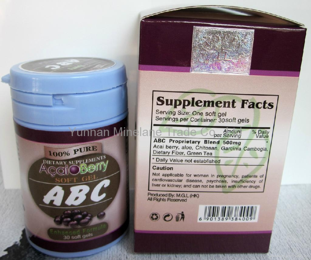 Acai Berry Powder Dosage