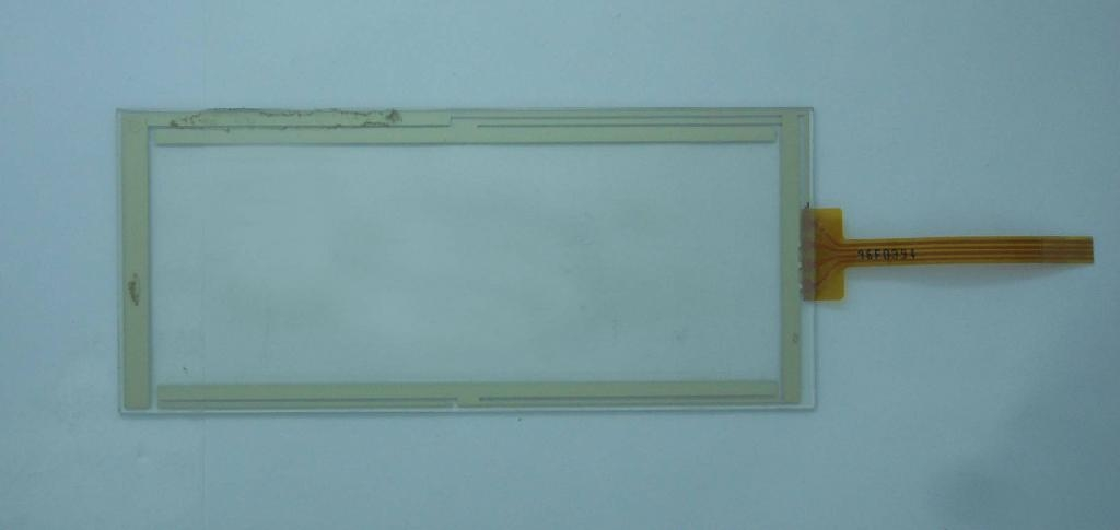 4-wire resistive touch panel( MSP31XX ) 2