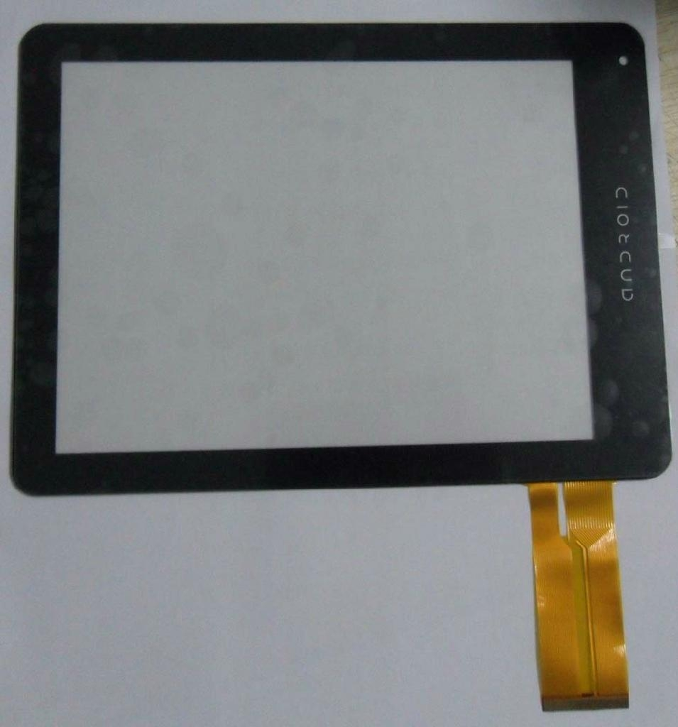 """8"""" capacitive touch panel 1"""