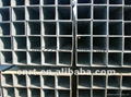 20*20mm hollow section square pipe