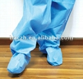 Disposable coverall 4